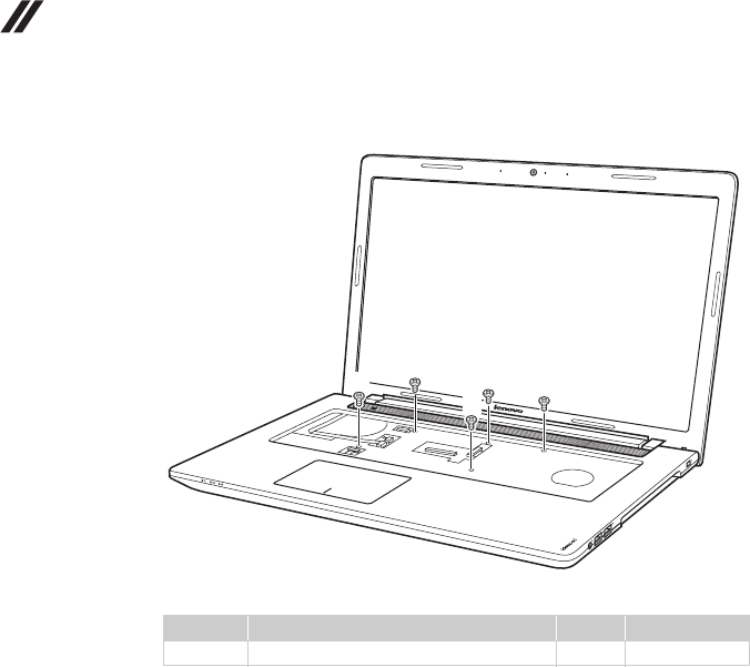 Lenovo Ideapad Z710 Hmm User Manual Hardware Maintenance