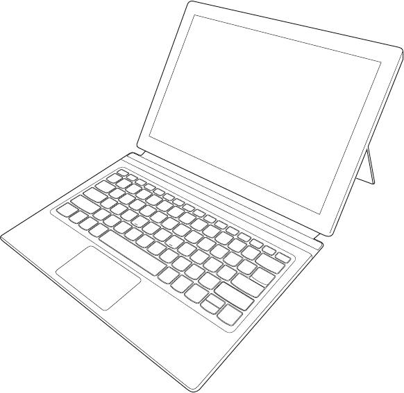 Lenovo Miix520 12Ikb Ug Fr 201709 User Manual (French