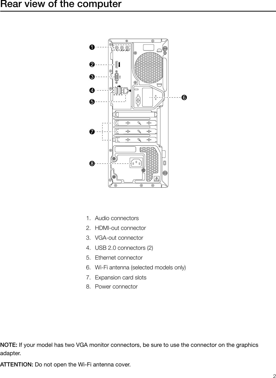 Lenovo TDT 510A 15ARR User Guide (English) Desktop