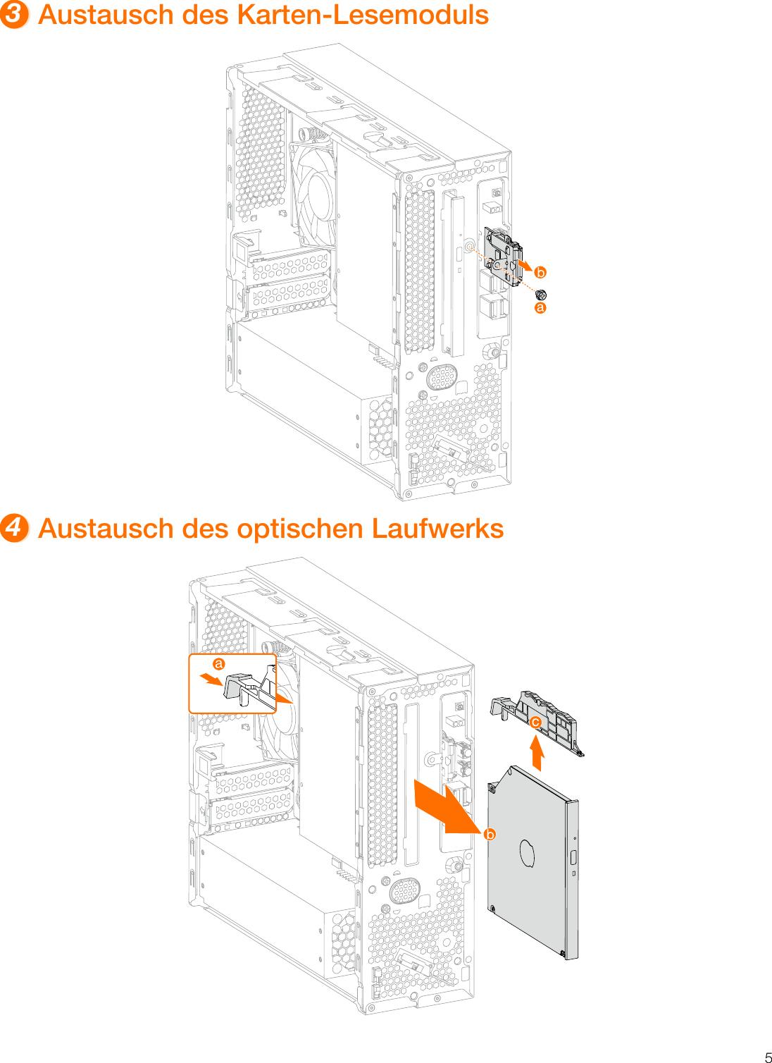 Lenovo Benutzerhandbuch 510S 07ICB Desktop (ideacentre