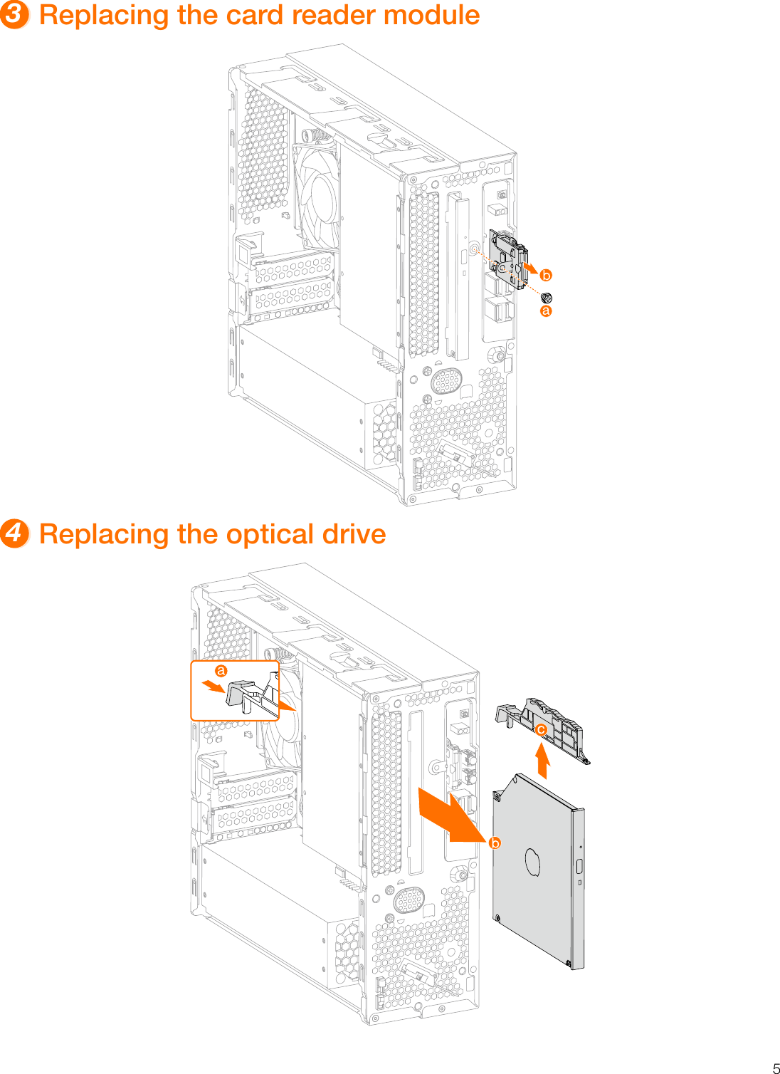 Lenovo User Guide 510S 07ICB Desktop (ideacentre) Type