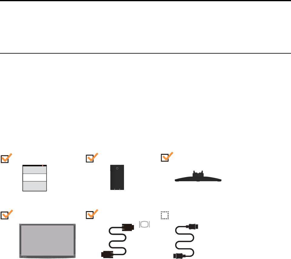 Lenovo دليل مستخدم D24 10 Monitor Type 65E2 Ug Ar