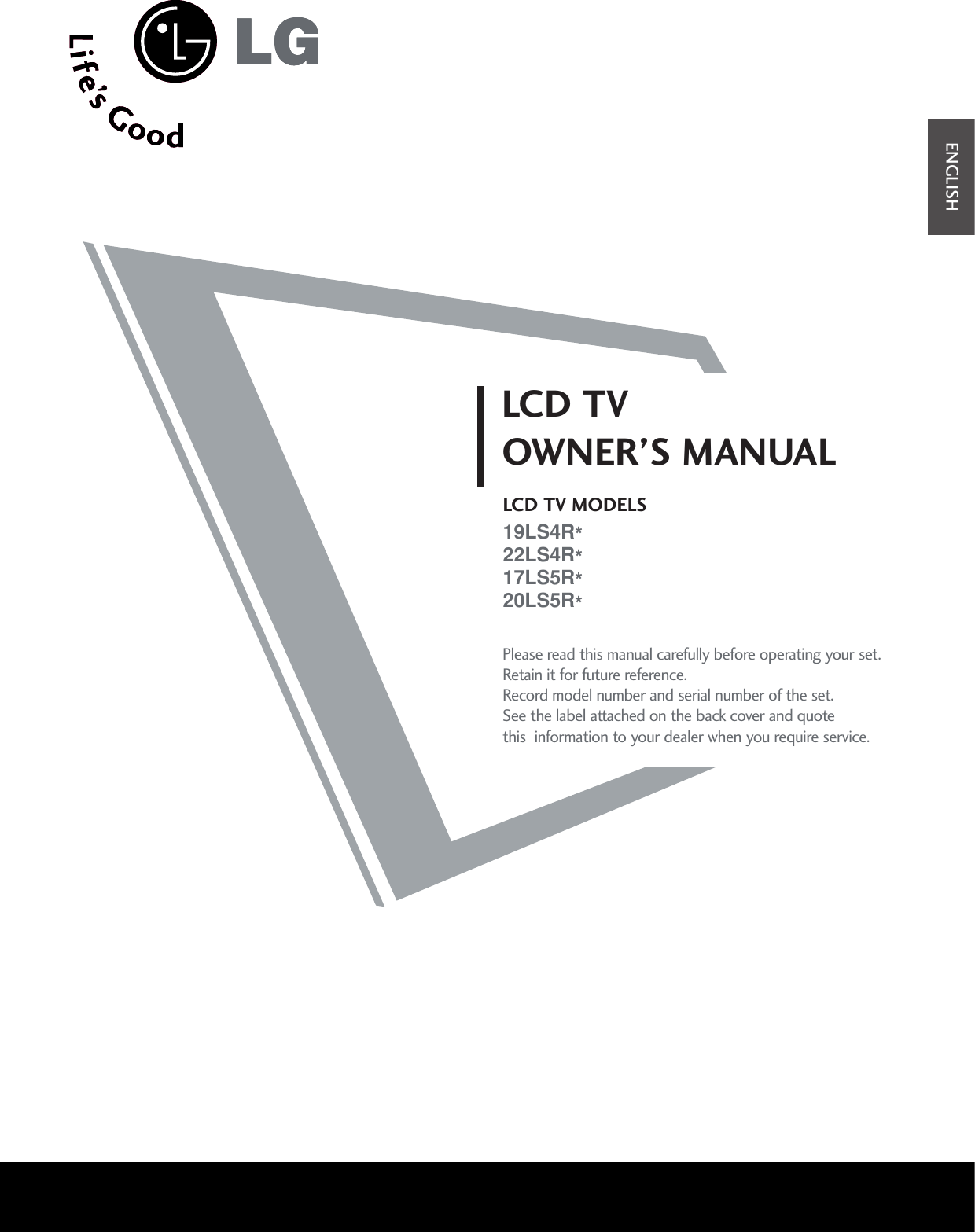 Lg 22Ls4R Owner S Manual SAC30033604en_1_070416