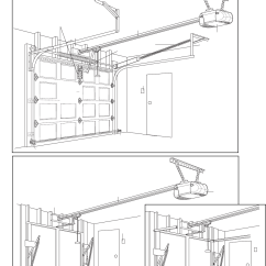 Lift Master Garage Door Wiring Diagram For Four Way Switch Gate Opener Wire Database Remote