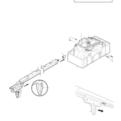 Lift Master Garage Door Wiring Diagram 2000 Honda Civic Alarm Typical Database Loop Sensor House Guide Remote