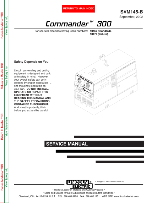 small resolution of lincoln 300 commander wiring diagram