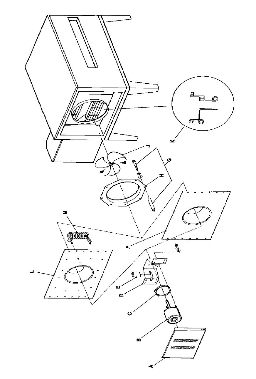 Impinger i 1400 series advantage service manual dom int'l 41