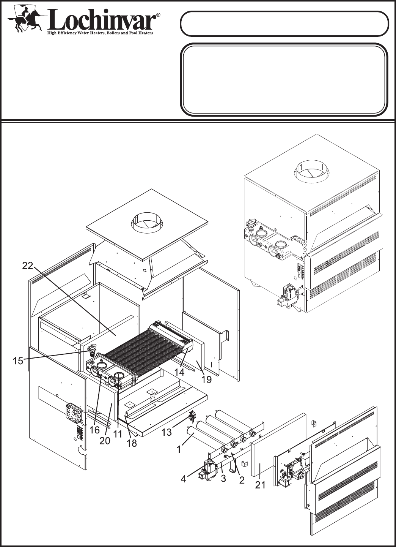Lochinvar Water Heater Replacement Temperature Gauge 0-250
