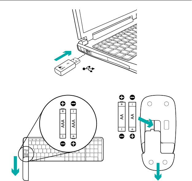 Logitech Mk220 Users Manual