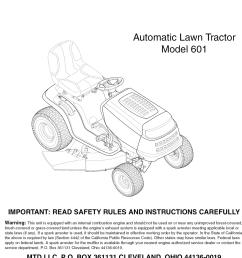 garden tractor wiring diagram mtd 13ag601h729 [ 1021 x 1318 Pixel ]