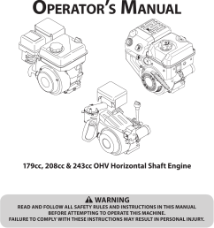 before ohv engine diagram [ 1050 x 1448 Pixel ]