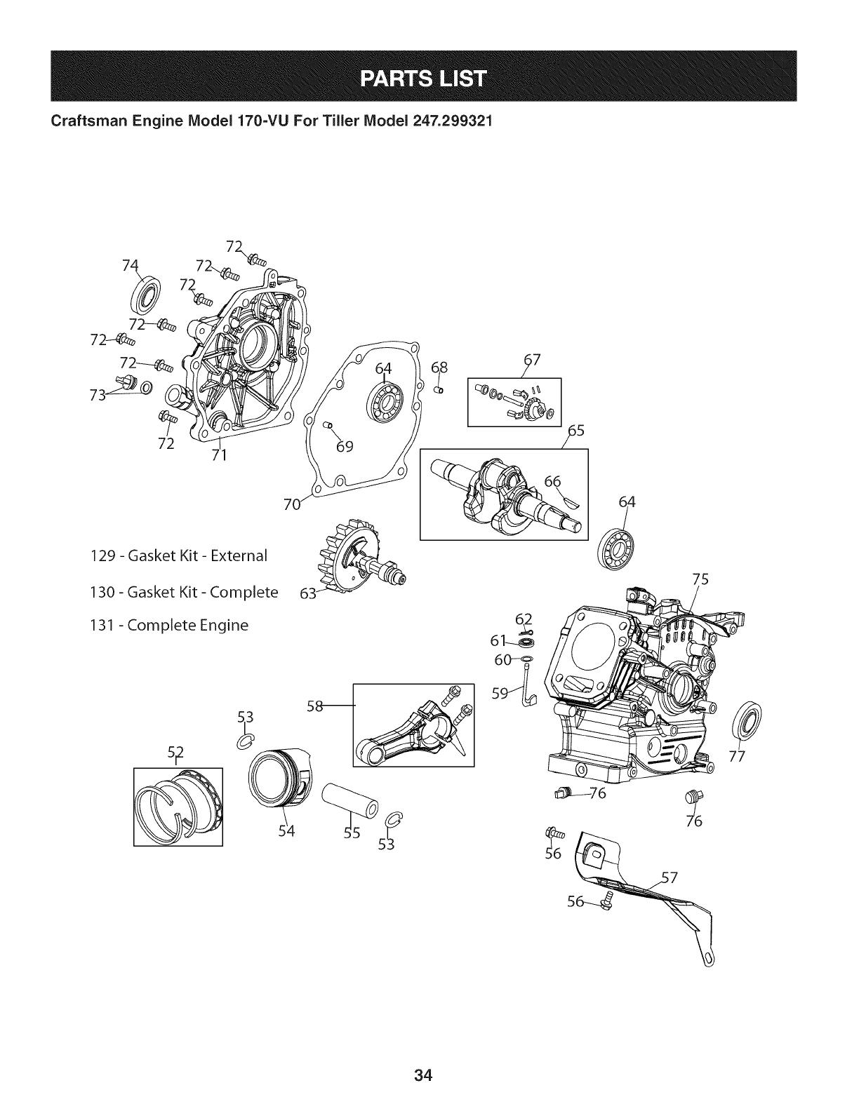 MTD 21AB45M8799 User Manual REAR TINE TILLER Manuals And