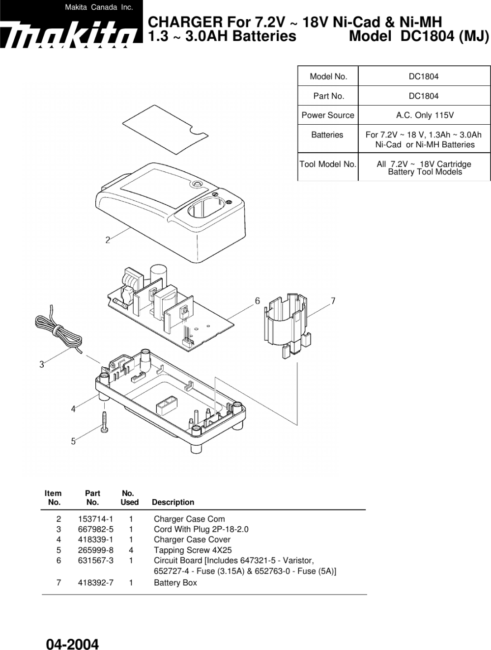 medium resolution of makitum battery charger wiring diagram