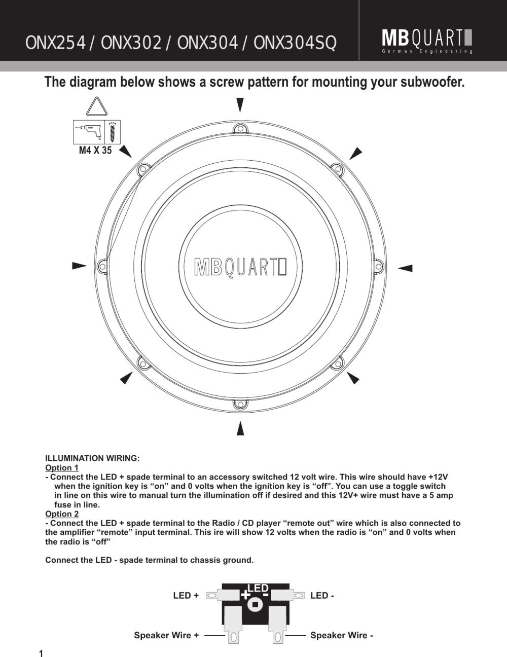 medium resolution of page 2 of 10 mb quart mb quart onx254 users