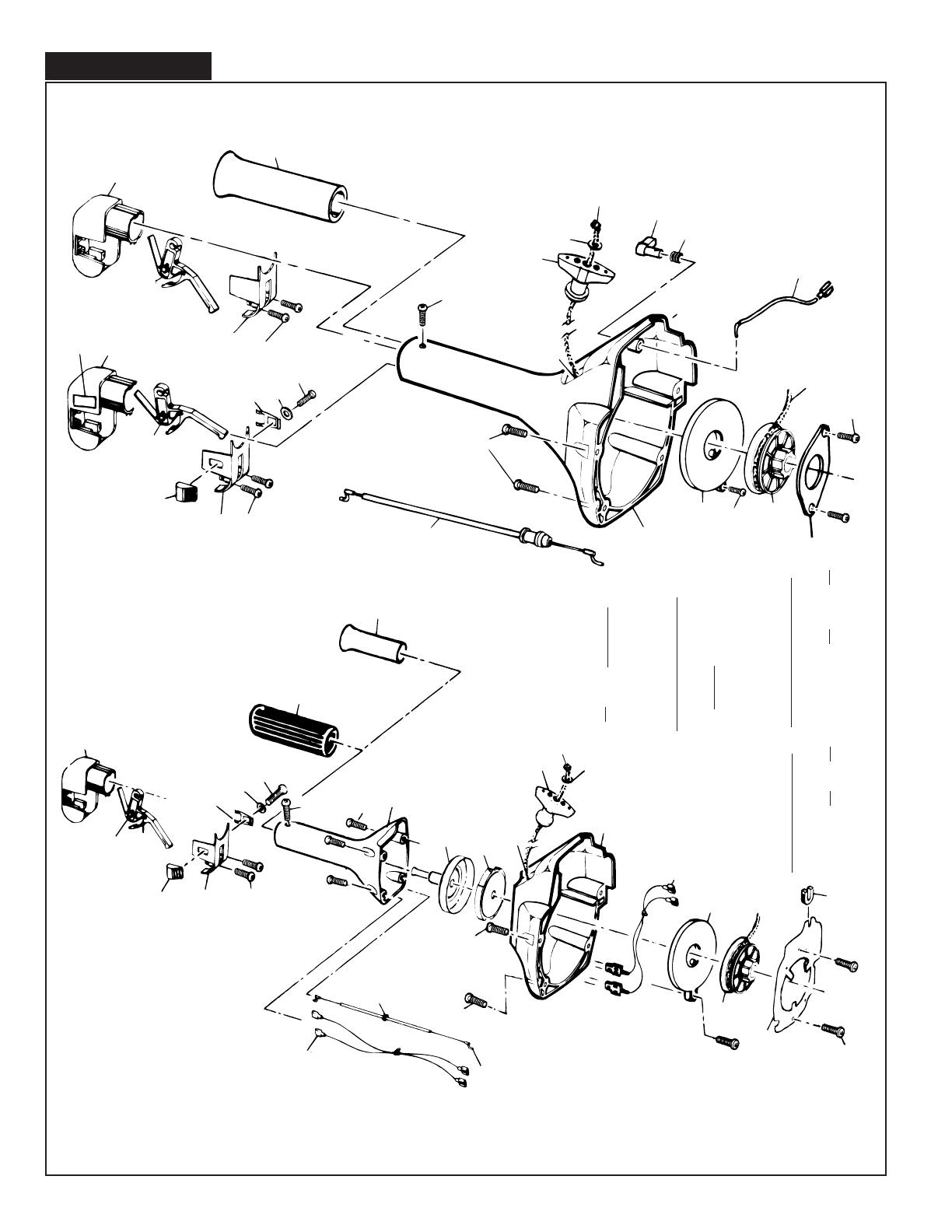 Mcculloch 28Cc Parts List Front 1