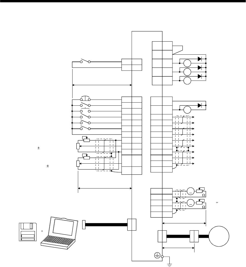 Mitsubishi Electronics Servo Amplifier Mr J2S A Users Manual