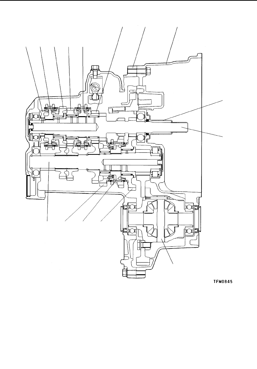 Mitsubishi Motors Automobile Parts F5M41 Users Manual