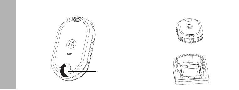 Motorola Clp Two Radio Bluetooth Capable Clp1060 Users Manual