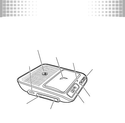 Motorola T325 Wireless Bluetooth Car Hands Free Kit 89345N