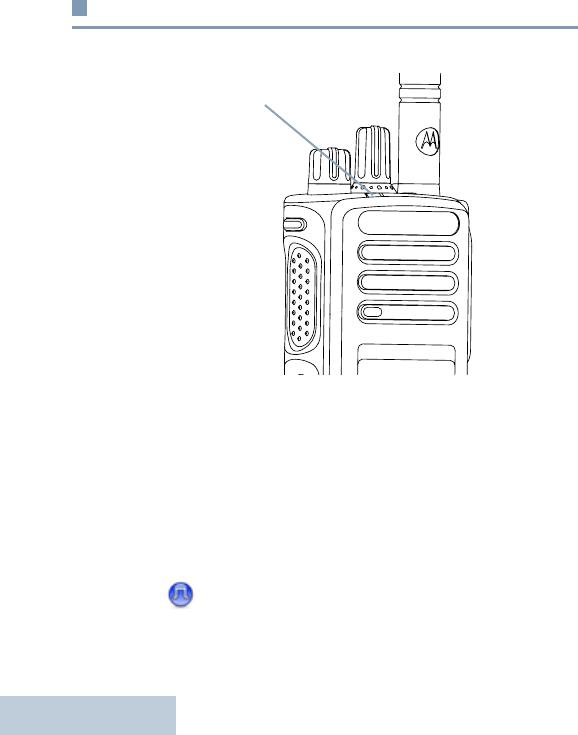 Motorola XPR 7550 MOTOTRBO User Guide Manual To The