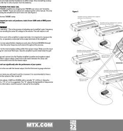 3 channel amp wiring diagram mtx [ 1575 x 1160 Pixel ]