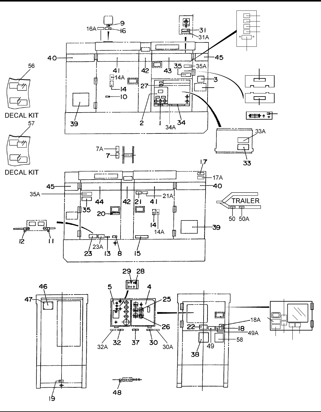 Multiquip Portable Generator Dca70Us13Can Users Manual