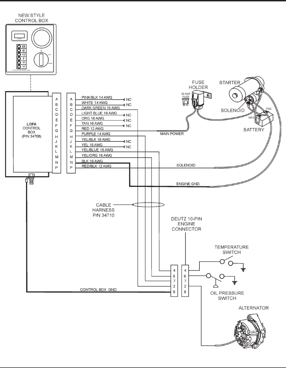 medium resolution of mq62tdd trash pump operation and parts manual rev 0 07 30 09 page 53