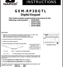 4 wire diagram control keypad [ 1137 x 1509 Pixel ]