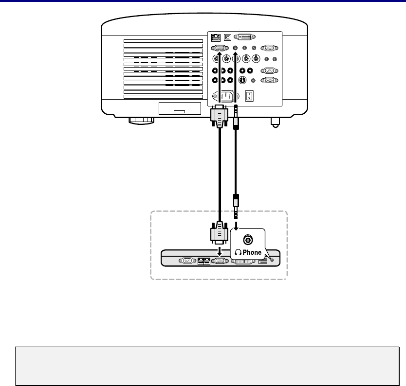 Nec Np4001 Np4000 Users Manual