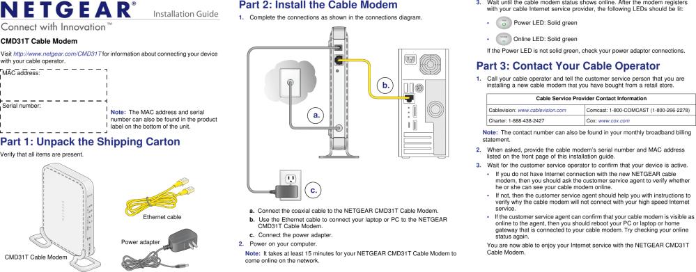 medium resolution of comcast phone installation diagram