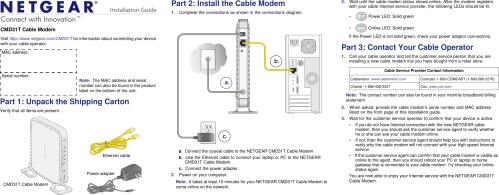 small resolution of comcast phone installation diagram