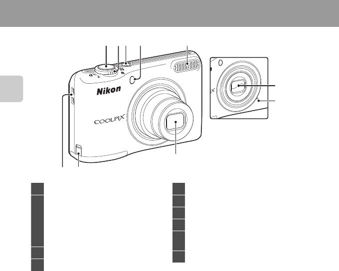 Nikon Coolpix L27 Reference Manual