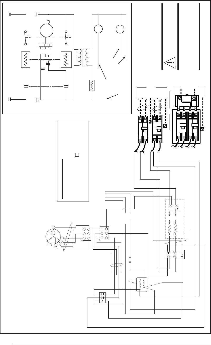 hight resolution of nordyne e3 series and owners manual manualslib makes it easy to find 24 miller thermostat wiring diagram