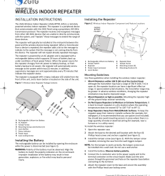 nortek security and control 2gig rptr1345 wireless 345mhz repeater user manual recessed door contact installation instructions [ 1425 x 1800 Pixel ]