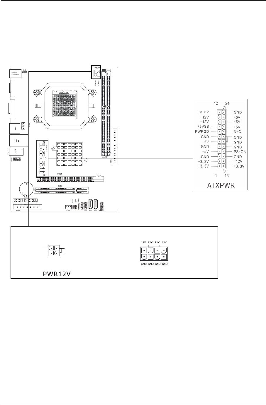 Nvidia Emaxx Mcp61D3 Icafe Users Manual ManualsLib Makes