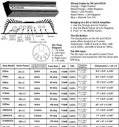 orion car audio 2100hcca users manual sx gs hcca d r ownersorion hcca 15 wiring [ 1158 x 1558 Pixel ]