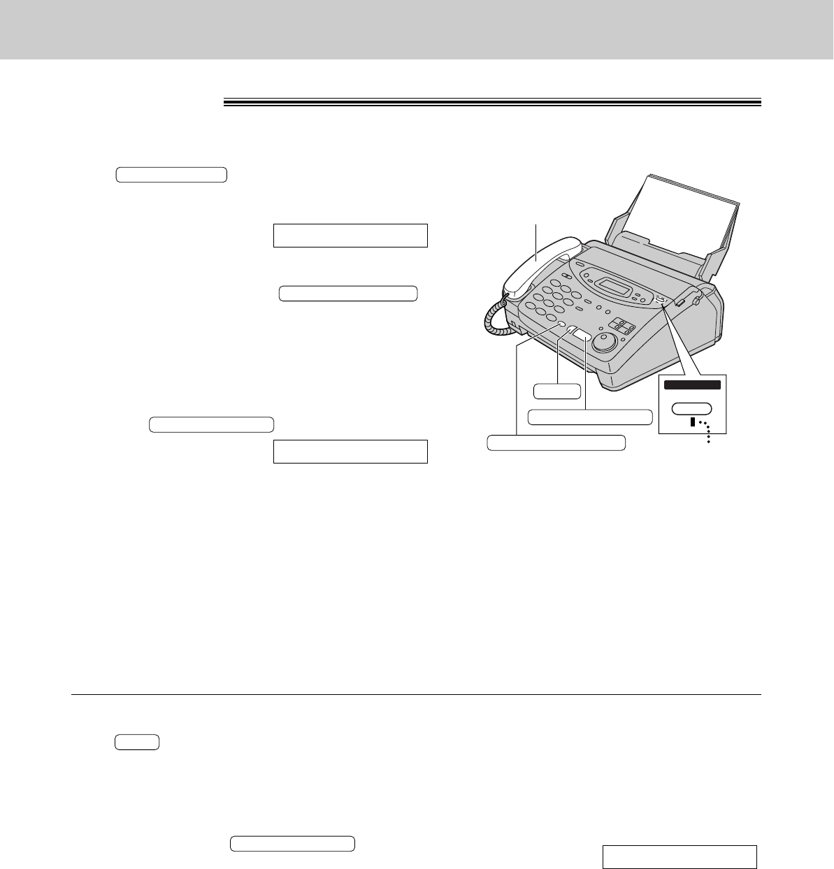 Panasonic KX FP121 User Manual To The Dbefee12 5188 45a1