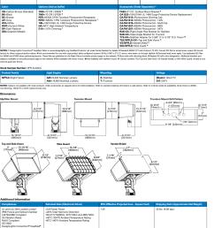 wiring diagram on lumark night falcon led floodlight brochure 1000441946 catalog on  [ 1127 x 1540 Pixel ]
