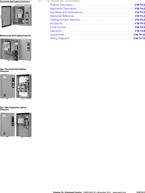 small resolution of eaton lighting contactor 277v wiring diagram