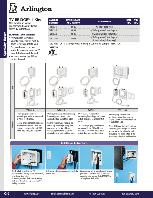 small resolution of wiring a double gang outlet box