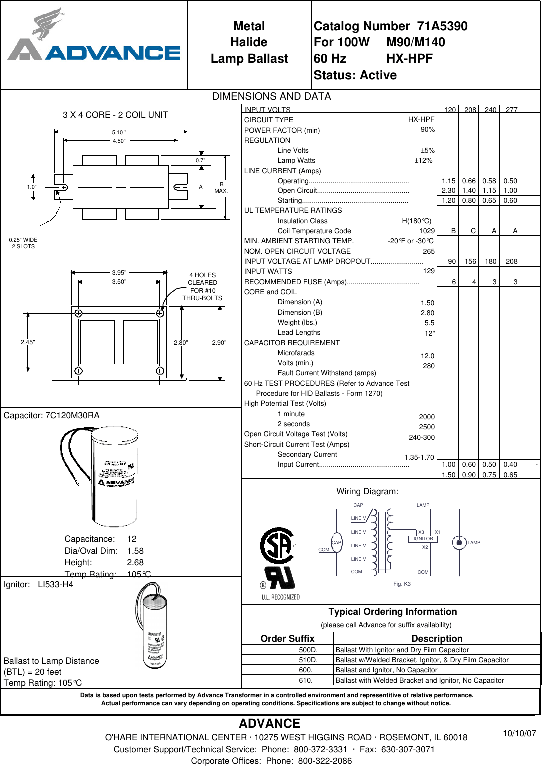 hight resolution of metal halide ballast installation diagram