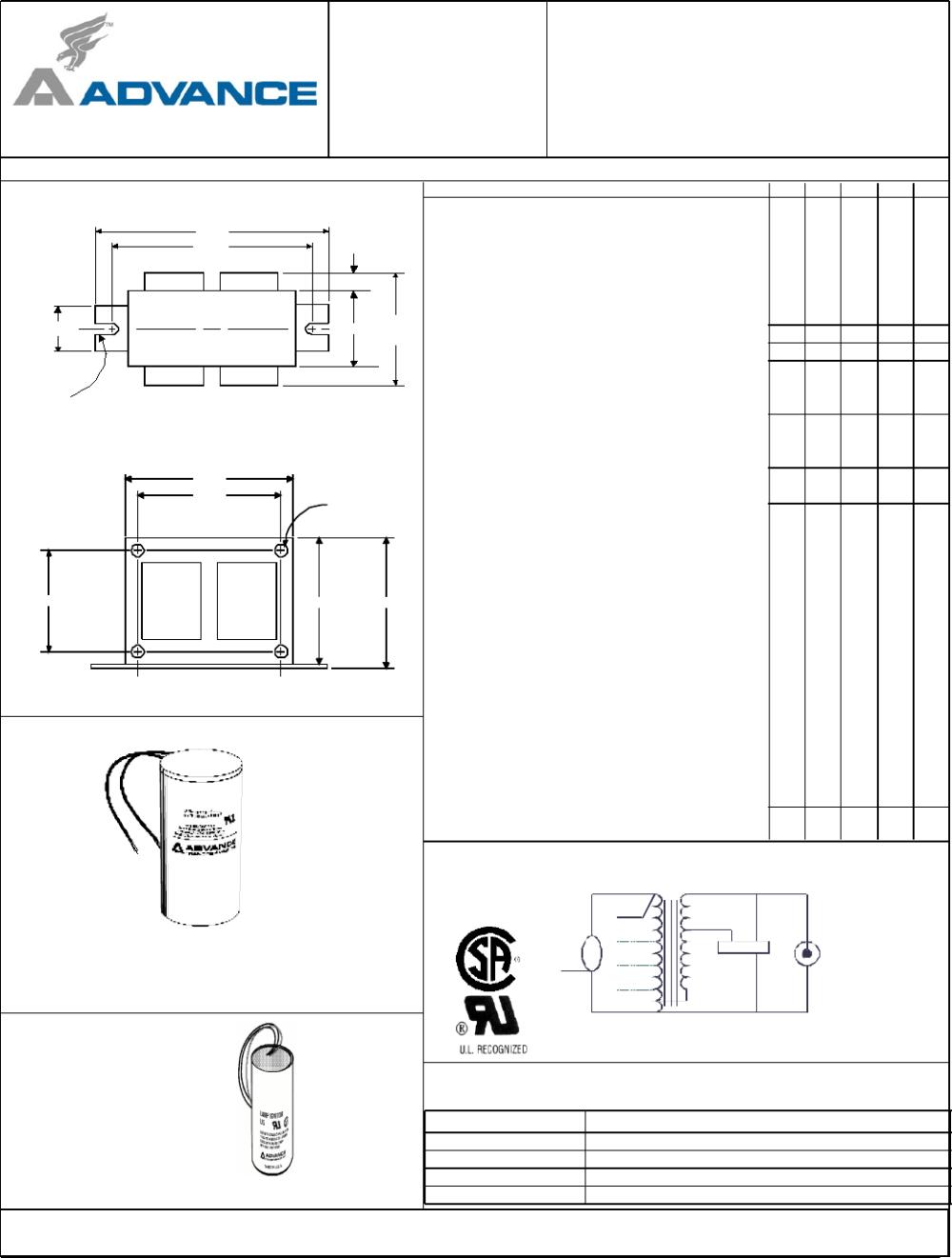 medium resolution of metal halide ballast installation diagram