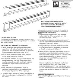 wiring baseboard heater in series [ 1125 x 1530 Pixel ]