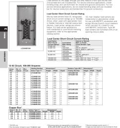 murray lc2440b1200 generator ready load center 30 space 42 circuit 225 amp main lug indoor siemens circuit breaker  [ 1172 x 1537 Pixel ]
