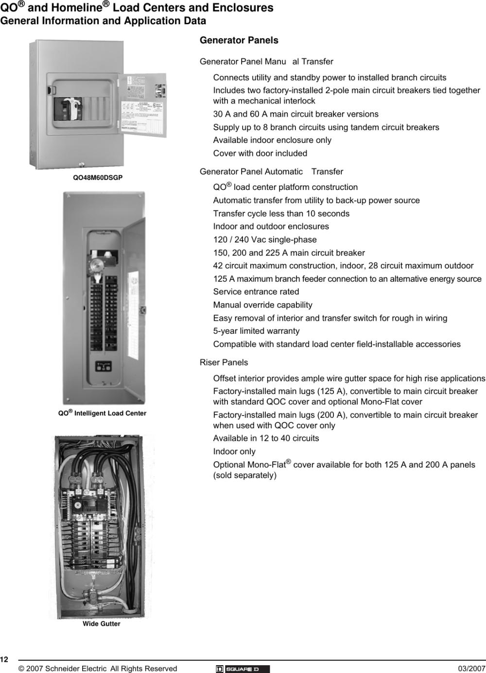 medium resolution of 30a load center wiring diagram