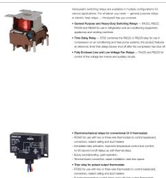 24 volt fan relay wiring diagram installation [ 1125 x 1275 Pixel ]