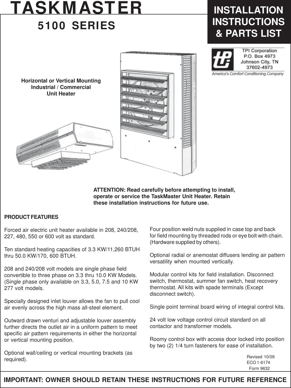 hight resolution of taskmaster unit heater wiring diagram schematic wiring diagrams heater element wiring diagram taskmaster 5100 heater wiring diagram