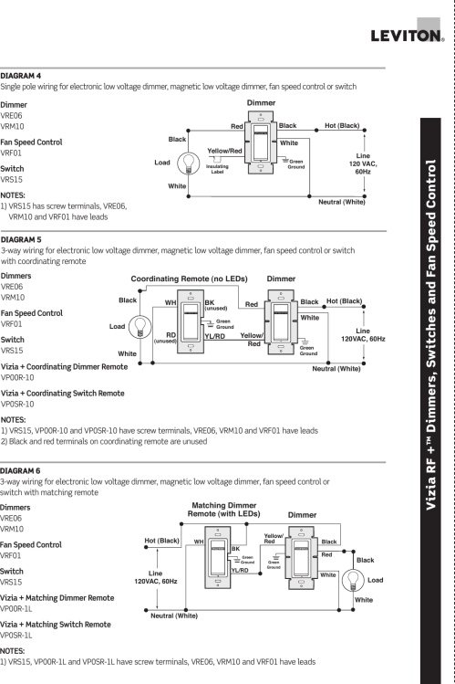 small resolution of low voltage single pole dimmer switch wiring diagram