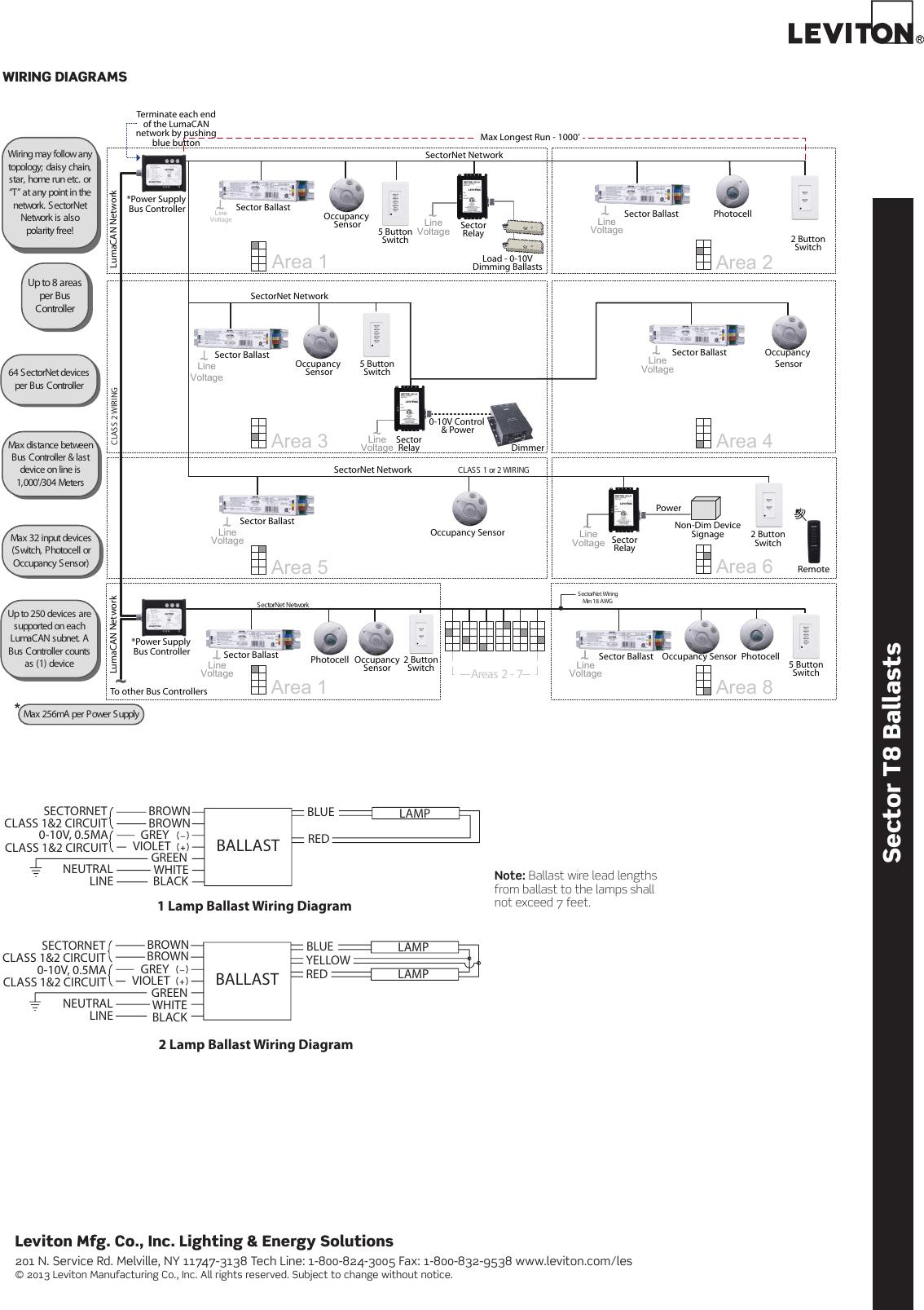 hight resolution of wiring dimming leviton diagram ballast sd2j8