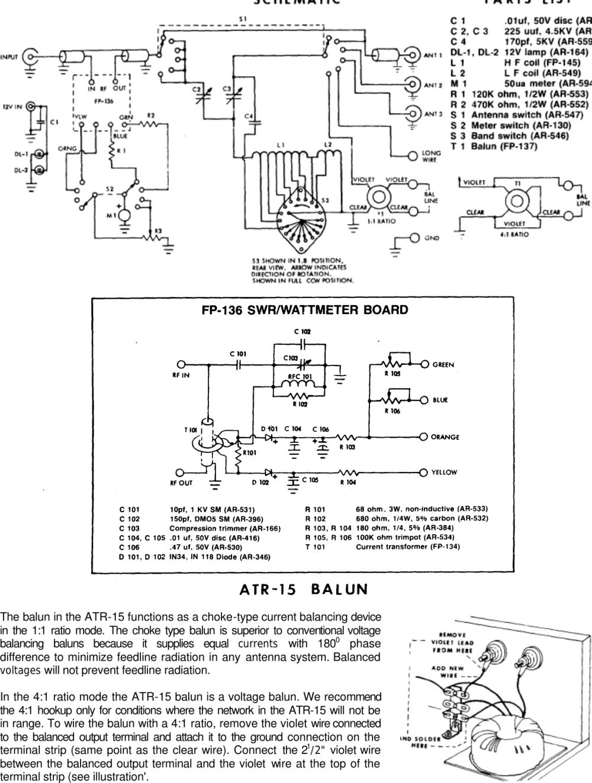 medium resolution of page 4 of 4 atr 15 ameritron atr 15 user